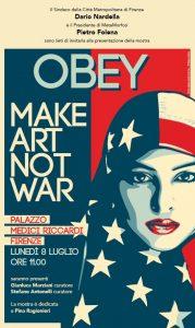 make Art No War