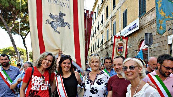 Toscana Pride, i commenti al corteo per i diritti LGBTIQ