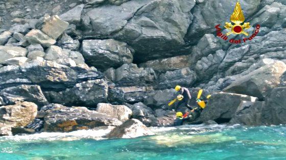 Elba, trovato morto il disperso di Capo Poro