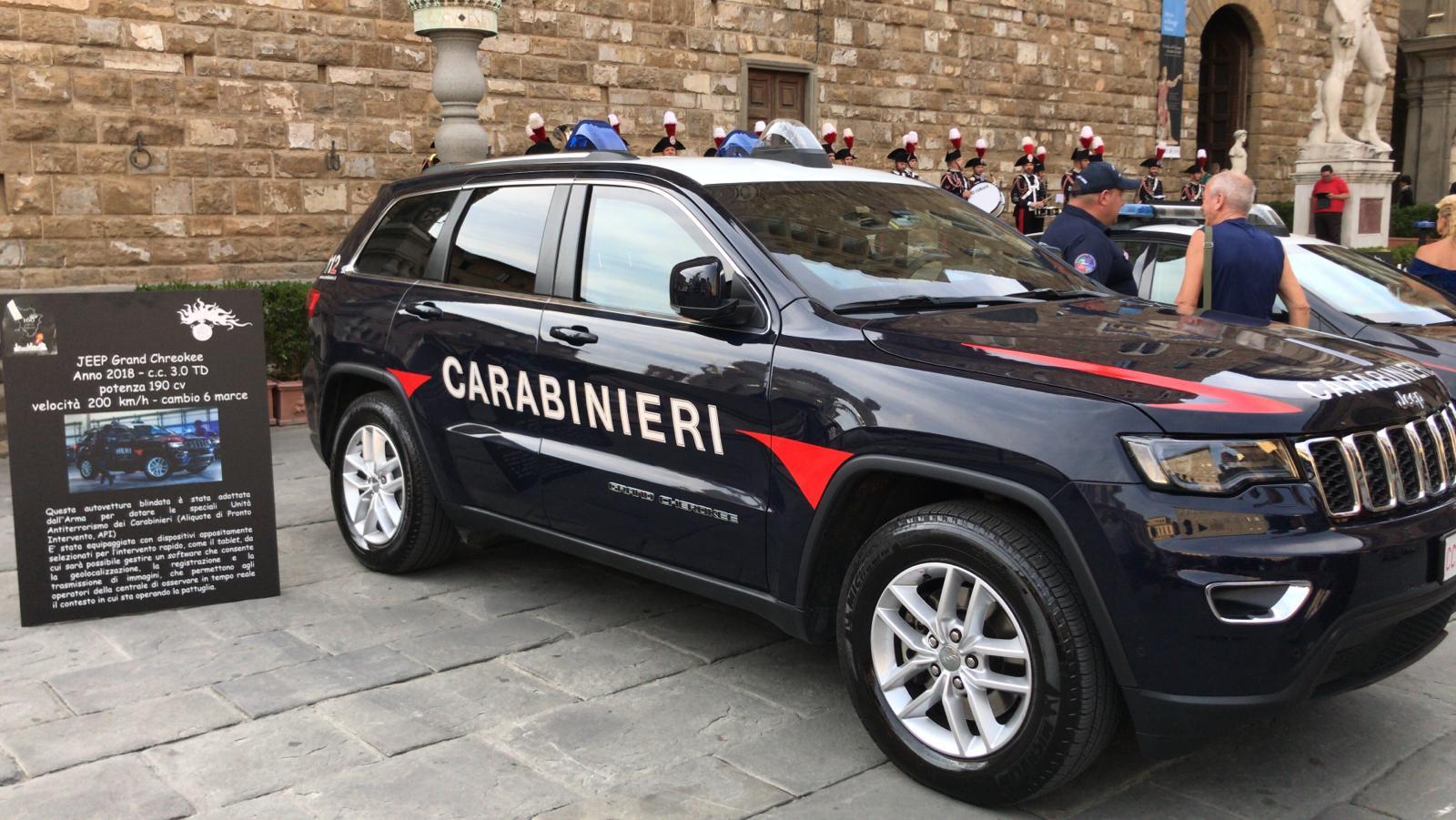 cerimonia 160esimo carabinieri