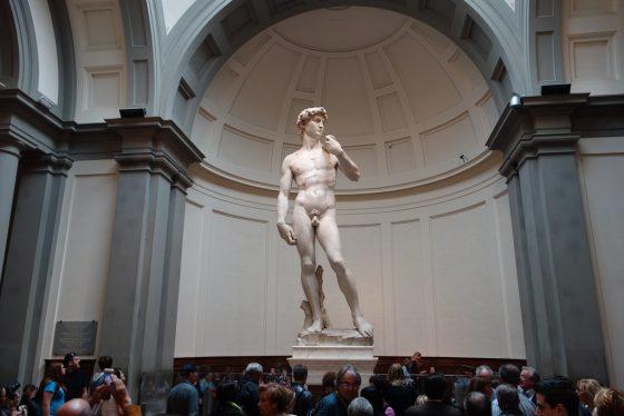 David di Michelangelo, 5 artisti australiani lo reinterpretano