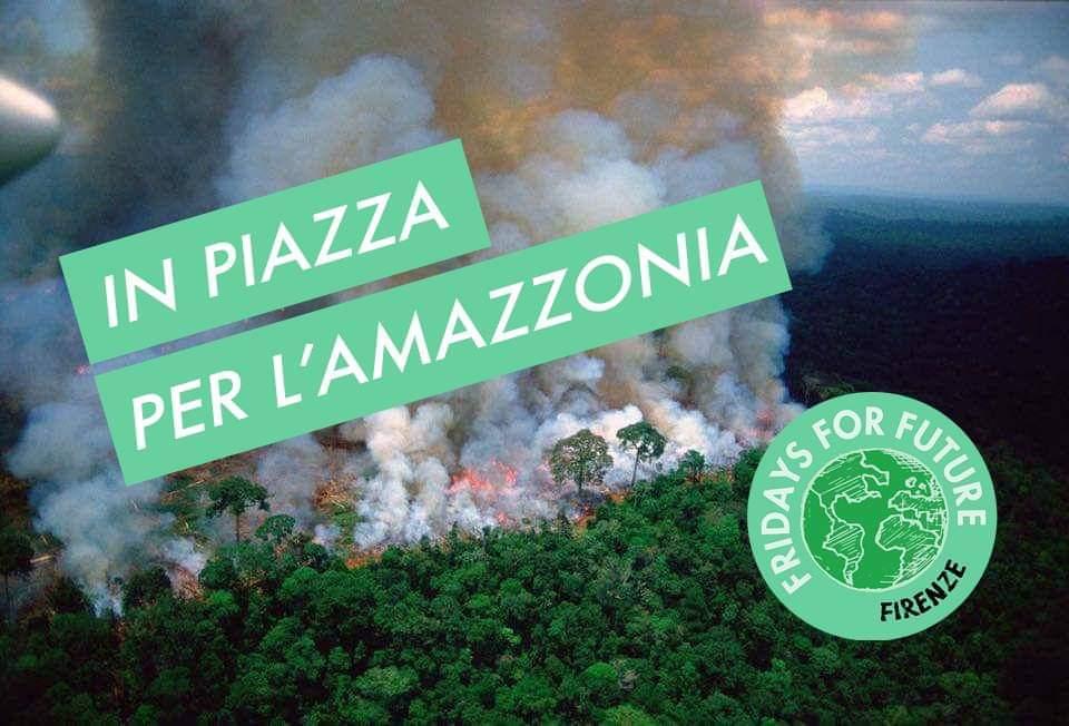 Salviamo l' Amazzonia