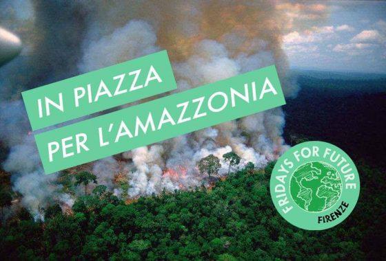Amazzonia: sciopero davanti al Consolato Brasiliano