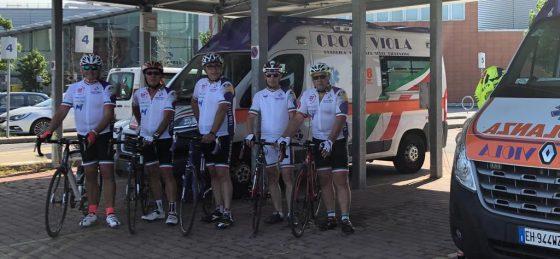 In bicicletta dalla Toscana ad Amatrice per terzo anniversario terremoto
