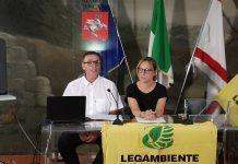 Festambiente 2019 Angelo Gentili e Federica Gratoni