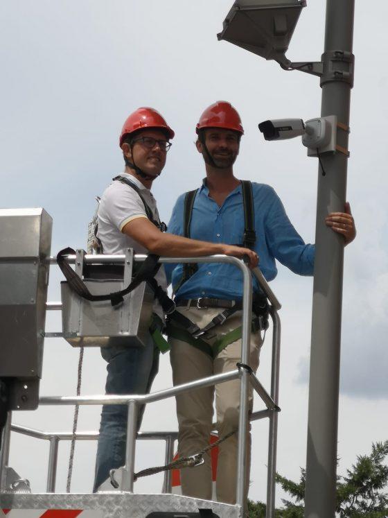 Sicurezza, Firenze: installate in città 63 nuove telecamere di sorveglianza