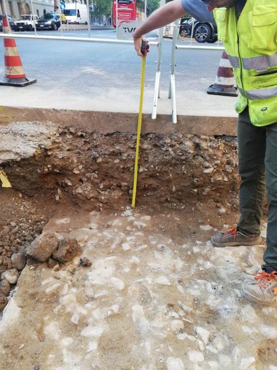 Saggi archeologici, Giorgetti: 'trovati resti mura Arnolfo'