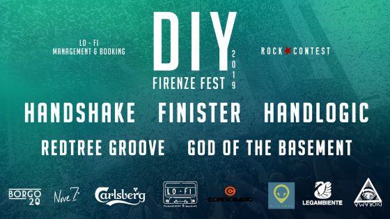 D.I.Y Firenze Fest 2019 – 3° edizione