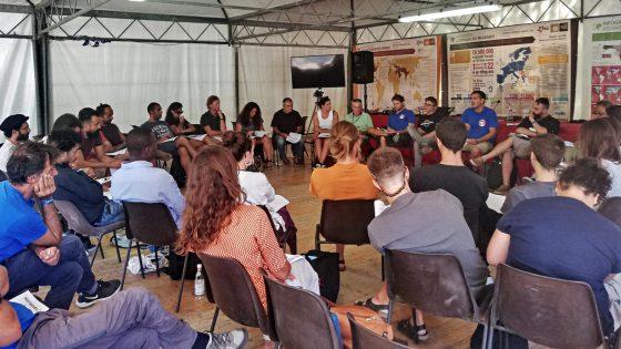 300 persone alla formazione volontari 'Mediterranea'