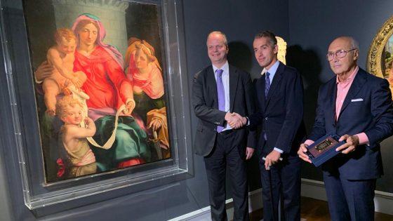 Uffizi acquistano tre capolavori a Biennale Antiquariato
