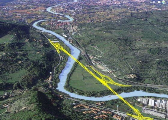 Doppio ponte Vallina, via libera Consiglio di Stato