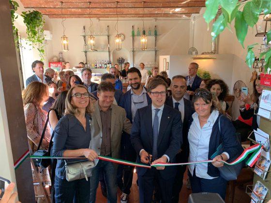 Inaugurato il Coventino caffè letterario