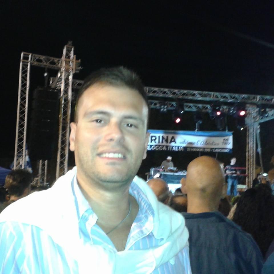 Andrea Asciuti, consigliere comunale Lega Firenze
