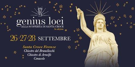 """Torna """"Genius loci"""", due notti e un'alba di eventi per scoprire Santa Croce con Controradio"""