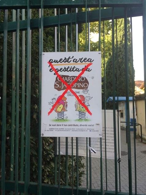 """San Jacopino: """"Il comune ci ha abbandonato"""""""