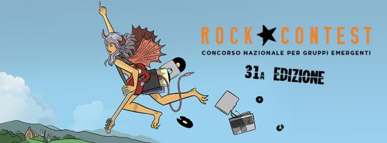 ROCK CONTEST 31a edizione! Comincia la gara, prima eliminatoria lunedì 28 ottobre