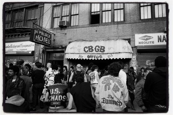 At the Matinée, la storia del CBGB e della scena punk hardcore degli anni 80