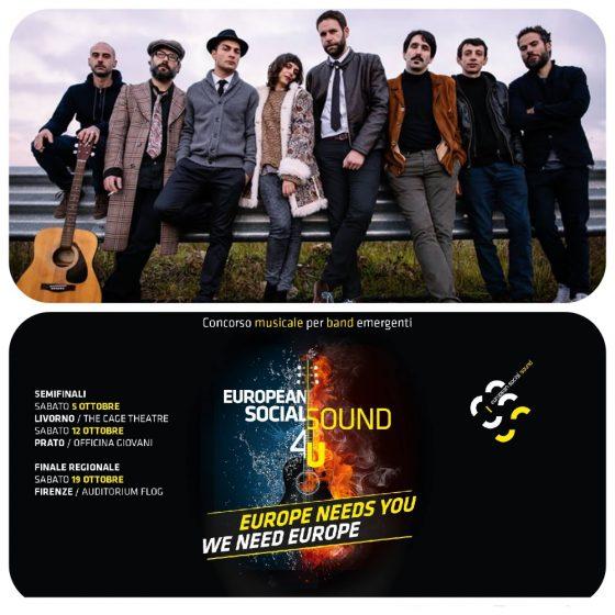 European Social Sound, Semifinale, special guest La Band del Brasiliano