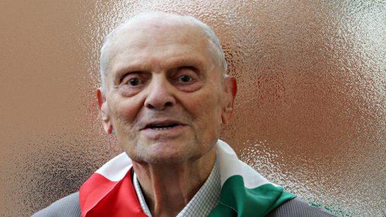 Morto Dario Del Sordo, il partigiano 'Fischio'