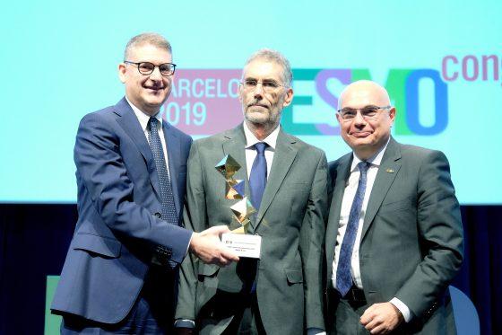 ESMO 2019 premia Angelo Di Leo, direttore oncologia Prato