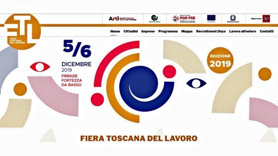 Firenze, Fiera toscana del lavoro il 5-6 dicembre: presente il ministro Catalfo