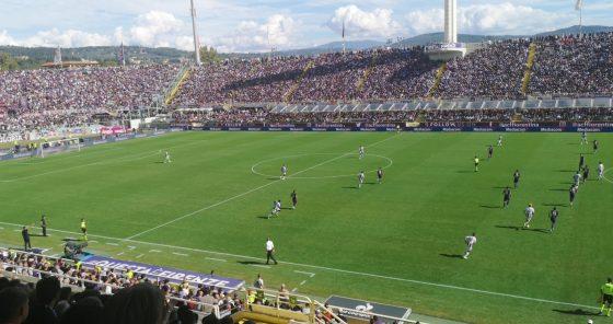 La Fiorentina va