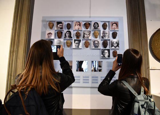 Museomix, maratona creativa alla collezione di Antropologia Unifi