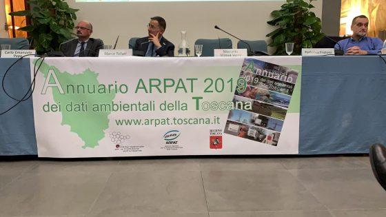 Ambiente, Arpat: 'non buono' stato acqua mare, positiva aria
