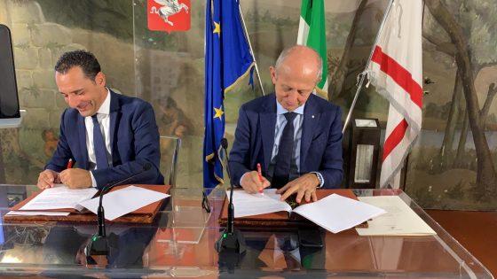 Firmato accordo Regione-Confesercenti su Impresa 4.0 per turismo e commercio