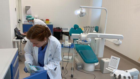 Sanità: Usl Tc apre polo dentistico Villa Margherita Firenze