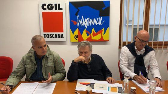 """Economia, Rapporto Ires-Cgil: """"In Toscana crescita zero"""""""