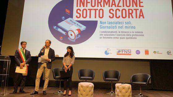 A Firenze un convegno a difesa della Libertà di Stampa