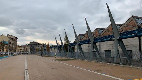 Inaugurato nuovo parcheggio ex Meccanotessile: 75 posti auto