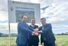 Fiorentina: centro sportivo a Bagno a Ripoli