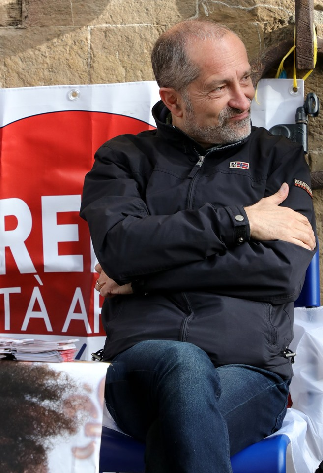Simone Siliani tra i promotori dell'appello