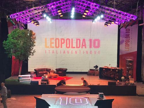 Renzi: alla Leopolda presenteremo un business plan per Italia