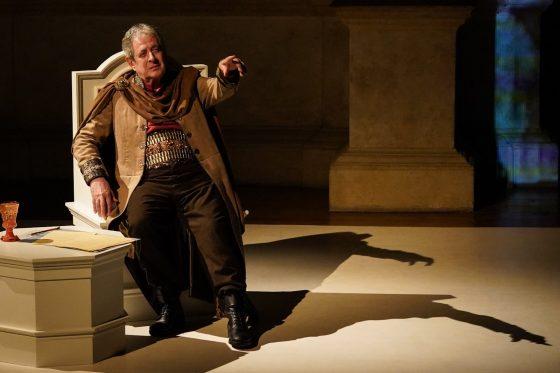 Al Teatro della Pergola, in scena 'Memorie di Adriano'