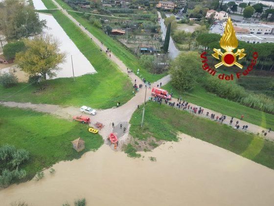 Maltempo, la Toscana dichiara lo stato di emergenza regionale