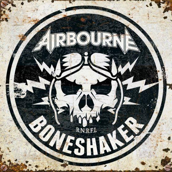 """Disco della settimana: Airbourne """"Boneshaker"""""""