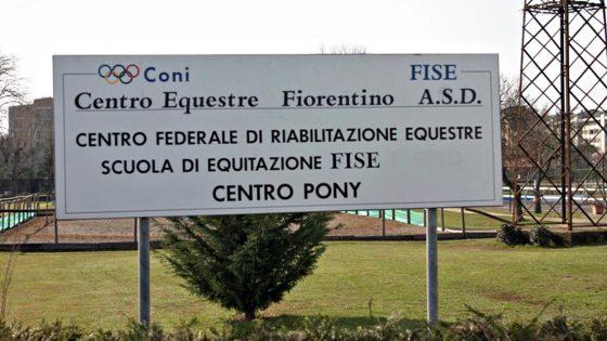 """Palagi: """"I centri equestri fiorentini sono sotto sfratto"""""""
