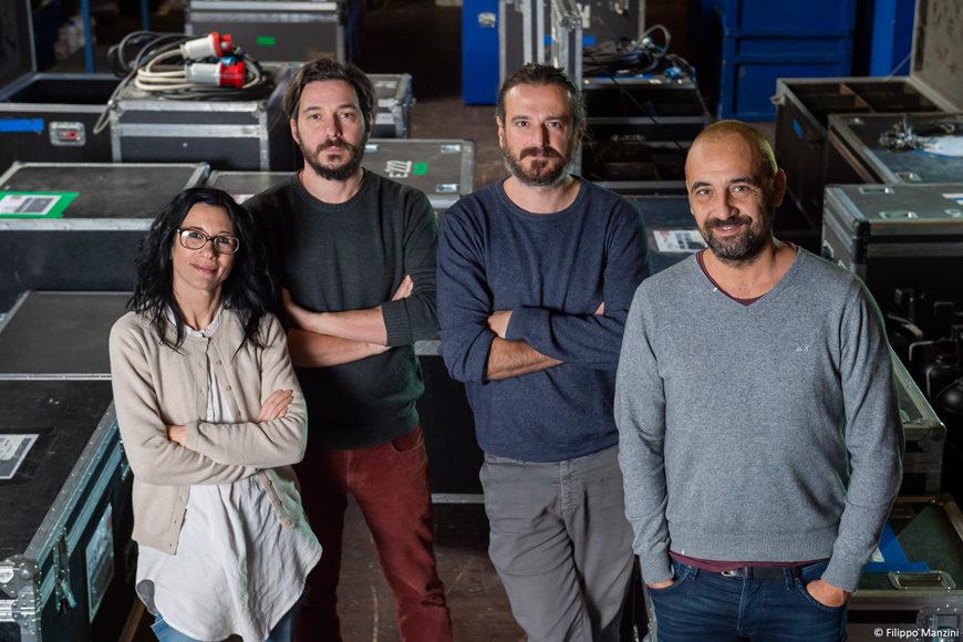 "Al Teatro Studio Scandicci ""Merdrexdue"": intervista al regista Francesco Cortoni - Controradio"