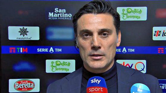 """Cagliari-Fiorentina 5-2, Montella: """"È stato un calvario"""""""