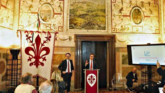 Palazzo Vecchio presenta il Bilancio di previsione 2020