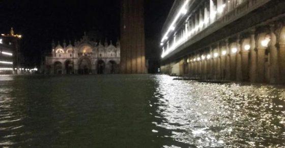 """""""A Venezia l'alluvione c'è ogni giorno e si chiama turismo di massa"""""""