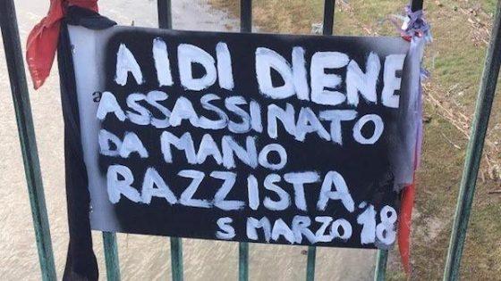 Ponte Vespucci: riscritta la targa in memoria di Idy Diene