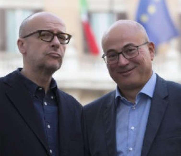 Cazzullo e Roncone