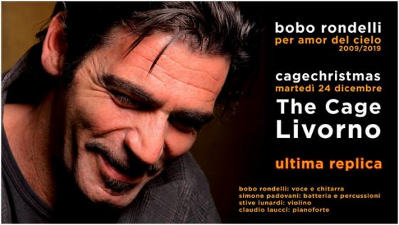 The CageChristmas con Bobo Rondelli
