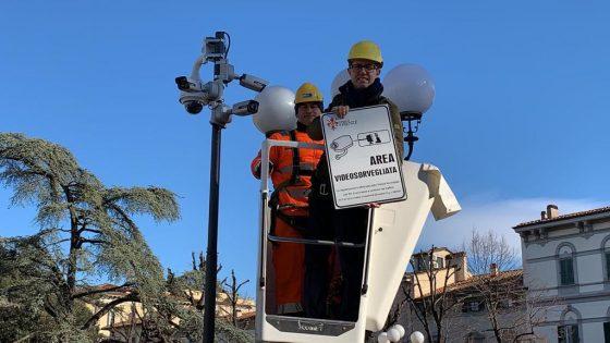 Firenze: inaugurata la millesima telecamera di videosorveglianza