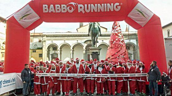 Successo per la 2a edizione della 'Babbo Running'