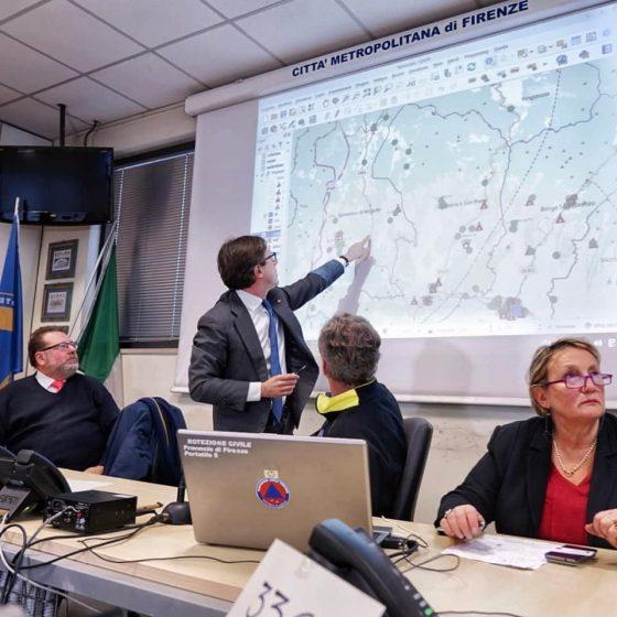 """Terremoti: Nardella """"70 fuori casa, inagibile il comune di Barberino"""""""